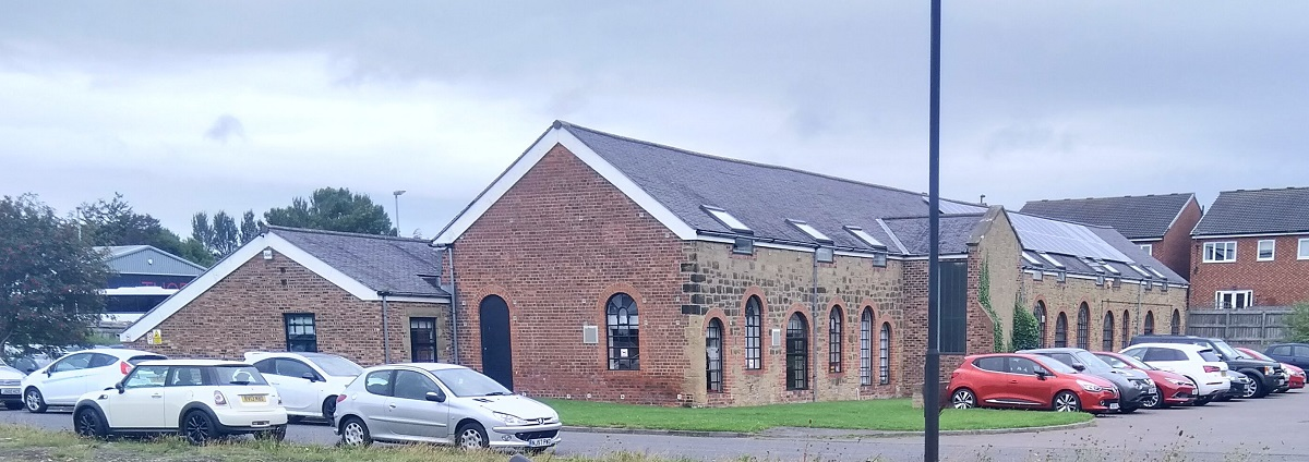 Buttress House, Seaton Burn; Mental Health Concern's head office