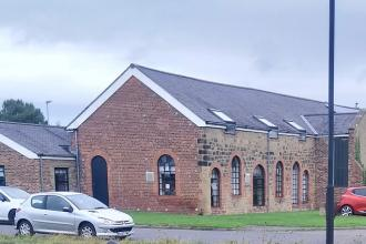 Buttress House, Seaton Burn: Mental Health Concern's head office